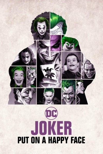 Caratula, cartel, poster o portada de Joker: Put on A Happy Face