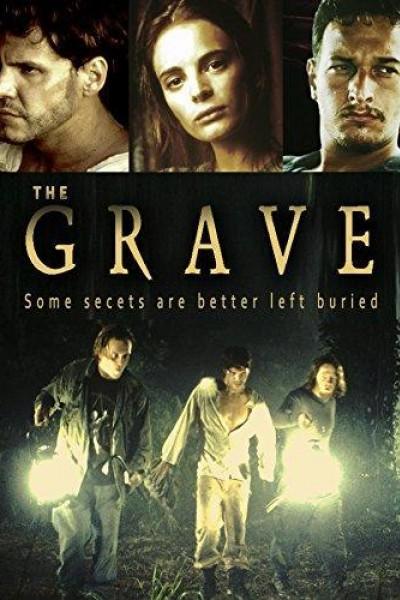 Caratula, cartel, poster o portada de The Grave