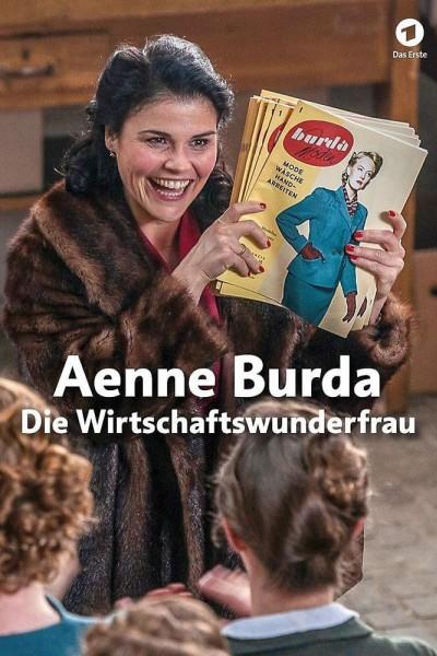 Caratula, cartel, poster o portada de Aenne Burda: The Economic Miracle