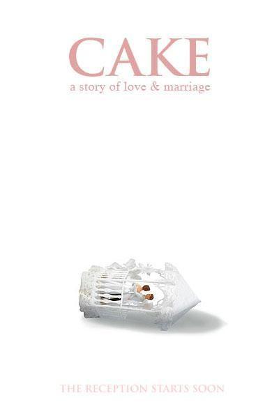 Caratula, cartel, poster o portada de Cake: A Wedding Story