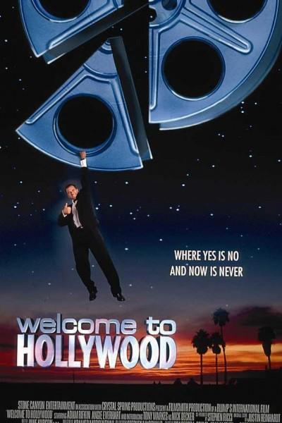 Caratula, cartel, poster o portada de Welcome to Hollywood