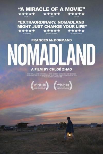 Caratula, cartel, poster o portada de Nomadland