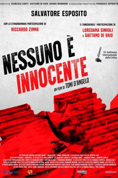 Caratula, cartel, poster o portada de Nessuno è innocente