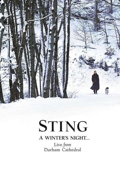 Caratula, cartel, poster o portada de Sting: A Winter\'s Night... Live from Durham Cathedral