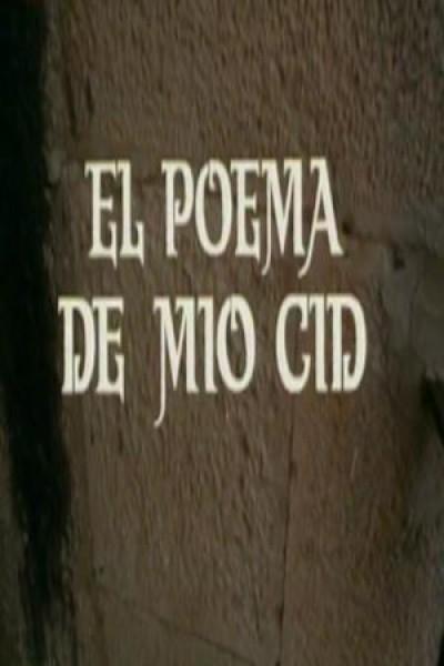 Caratula, cartel, poster o portada de El poema del Mio Cid