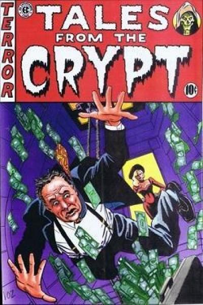 Caratula, cartel, poster o portada de Historias de la cripta: Sesión de espiritismo