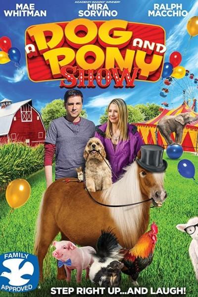 Caratula, cartel, poster o portada de A Dog & Pony Show