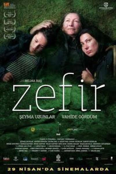 Caratula, cartel, poster o portada de Zefir