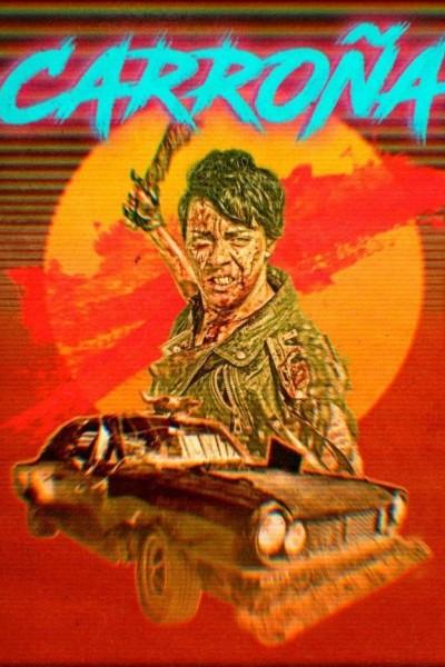 Caratula, cartel, poster o portada de Carroña