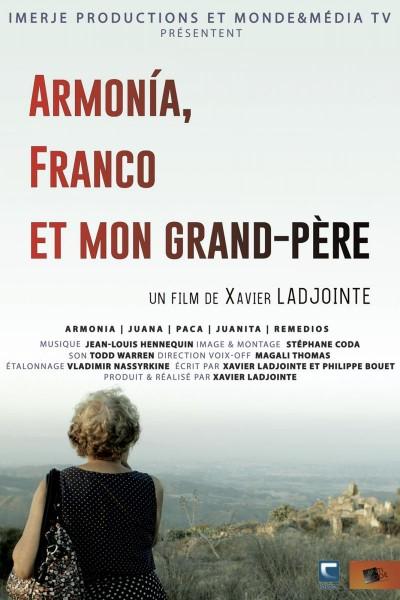 Caratula, cartel, poster o portada de Armonìa, Franco et mon grand-père