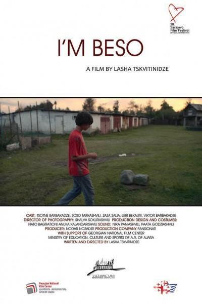 Caratula, cartel, poster o portada de I\'m Beso