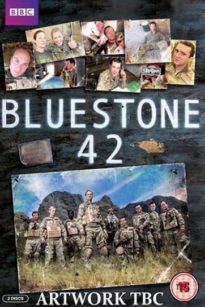 Caratula, cartel, poster o portada de Bluestone 42
