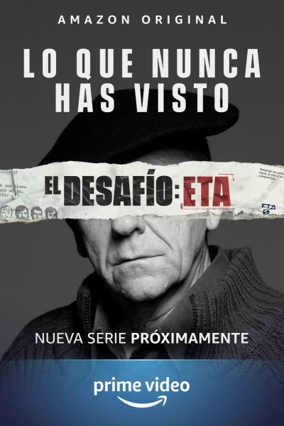 Caratula, cartel, poster o portada de El desafío: ETA