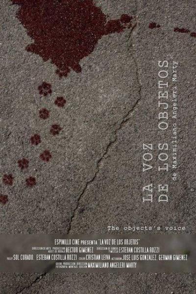 Caratula, cartel, poster o portada de La voz de los objetos