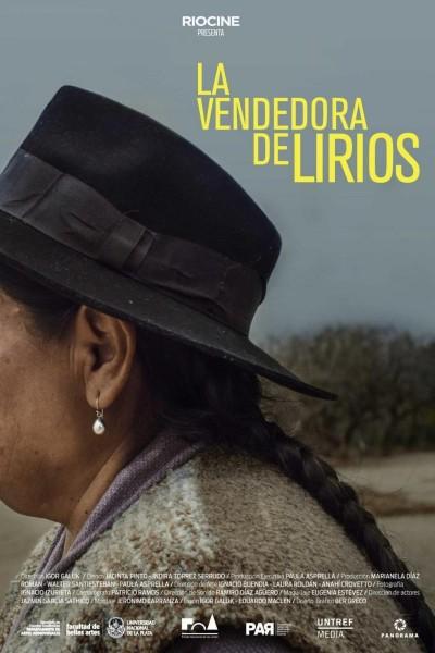 Caratula, cartel, poster o portada de La vendedora de lirios