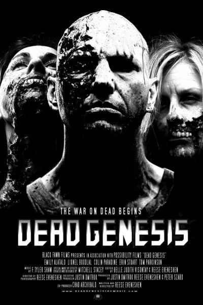 Caratula, cartel, poster o portada de Dead Genesis