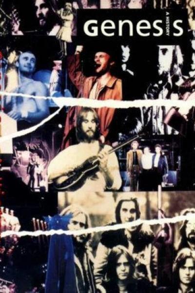 Caratula, cartel, poster o portada de Genesis: A History