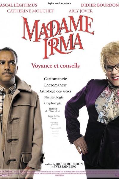 Caratula, cartel, poster o portada de Madame Irma