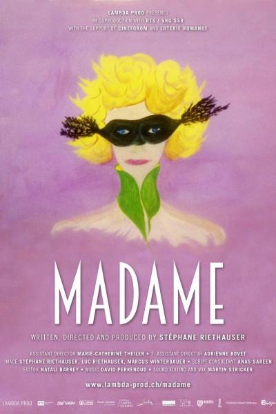 Caratula, cartel, poster o portada de Madame