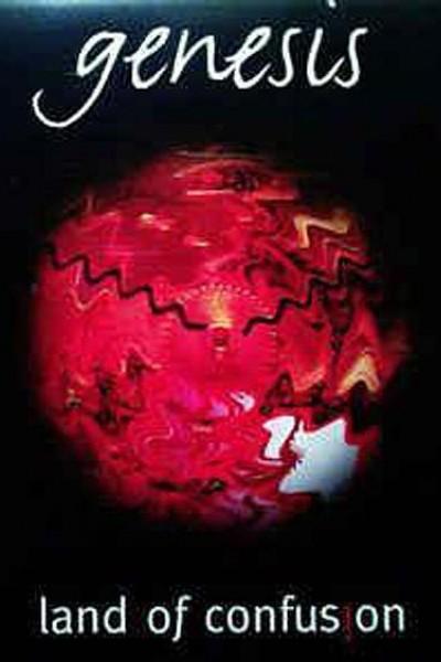Caratula, cartel, poster o portada de Genesis: Land of Confusion (Vídeo musical)