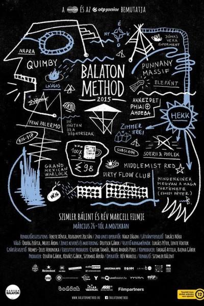 Caratula, cartel, poster o portada de Balaton Method