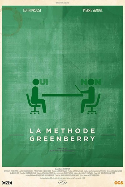 Caratula, cartel, poster o portada de The Greenberry Method