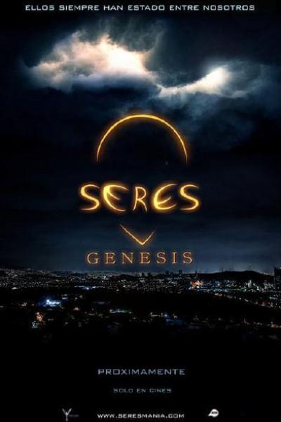 Caratula, cartel, poster o portada de Seres: Genesis