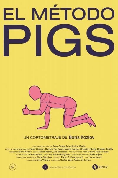 Caratula, cartel, poster o portada de El método PIGS