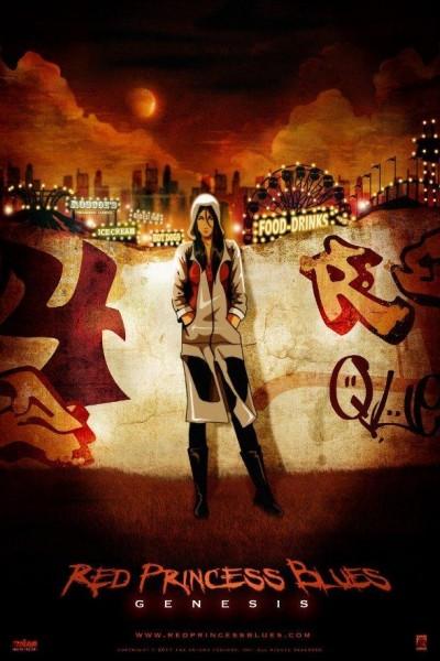 Caratula, cartel, poster o portada de Red Princess Blues: Genesis