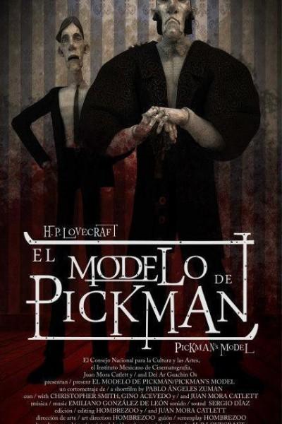 Caratula, cartel, poster o portada de El modelo de Pickman