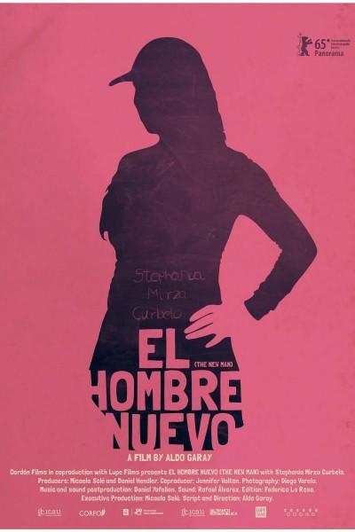 Caratula, cartel, poster o portada de El hombre nuevo