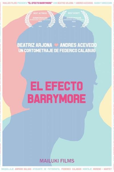 Caratula, cartel, poster o portada de El efecto Barrymore