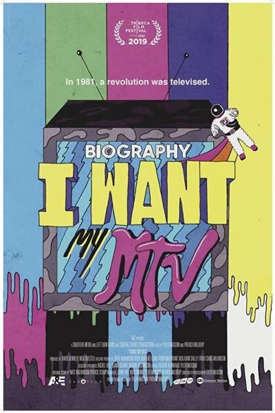 Caratula, cartel, poster o portada de I Want My MTV