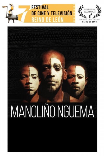 Caratula, cartel, poster o portada de Manoliño Nguema