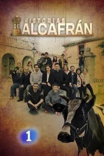 Caratula, cartel, poster o portada de Historias de Alcafrán