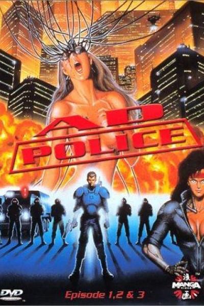 Caratula, cartel, poster o portada de A.D. Police