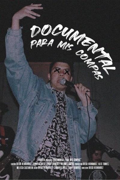Caratula, cartel, poster o portada de Documental para mis compas