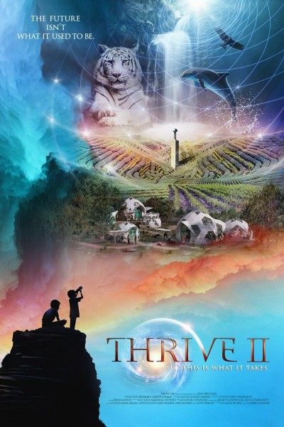 Caratula, cartel, poster o portada de Thrive II: This is What it Takes