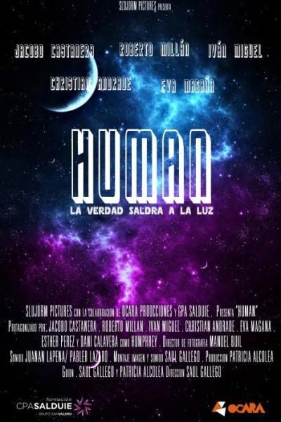 Caratula, cartel, poster o portada de Human