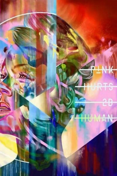 Caratula, cartel, poster o portada de P!nk: Hurts 2B Human (Vídeo musical)