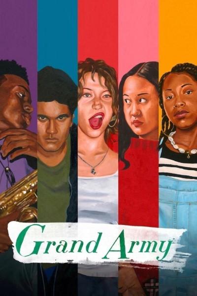 Caratula, cartel, poster o portada de Grand Army