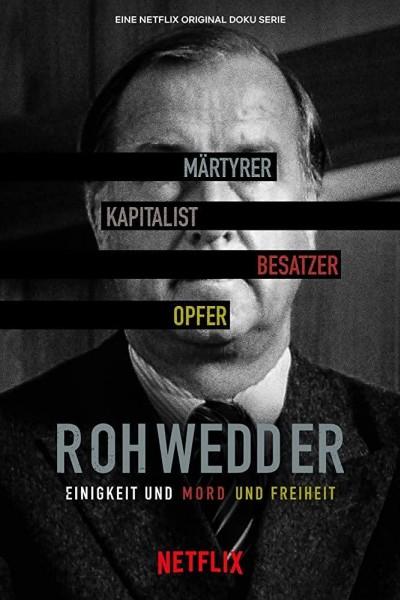 Caratula, cartel, poster o portada de Detlev Rohwedder: Un crimen perfecto