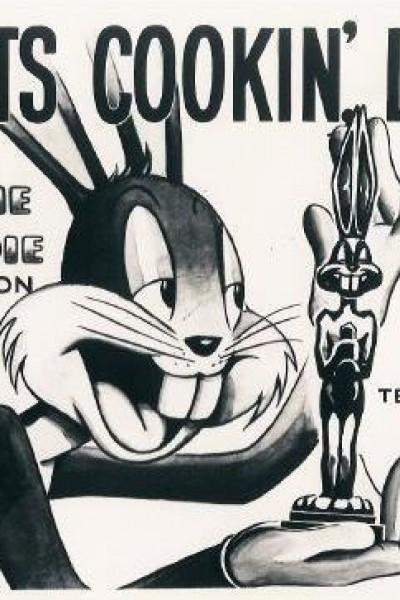 Caratula, cartel, poster o portada de What\'s Cookin\' Doc?