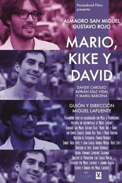 Caratula, cartel, poster o portada de Mario, Kike y David