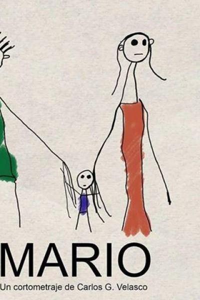 Caratula, cartel, poster o portada de Mario