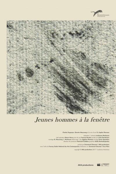 Caratula, cartel, poster o portada de Jeunes hommes à la fenêtre