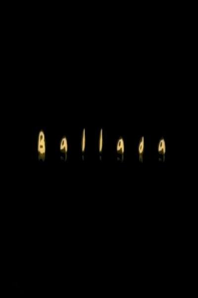 Caratula, cartel, poster o portada de Ballada