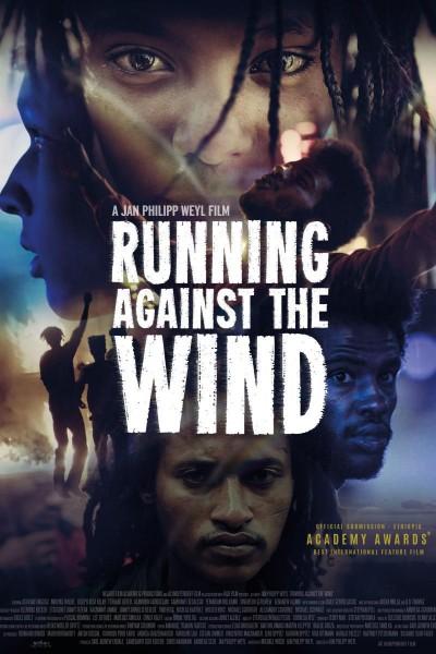 Caratula, cartel, poster o portada de Running against the Wind