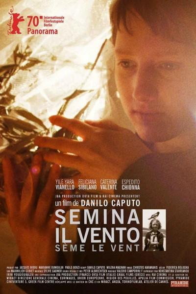 Caratula, cartel, poster o portada de Semina il vento