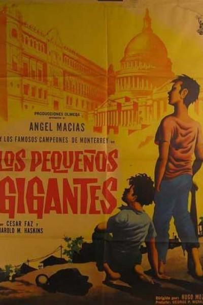 Caratula, cartel, poster o portada de Los pequeños gigantes